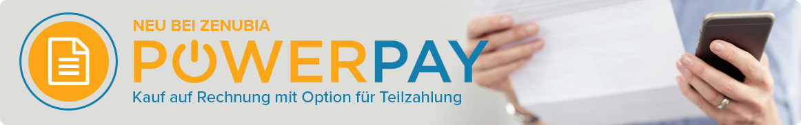 Jetzt uhren & Schmuck einfach per Rechnung bezahlen bei zenubia.ch