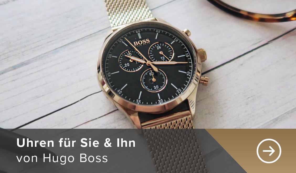 Uhren für Sie & Ihn von Hugo Boss bei zenubia.ch