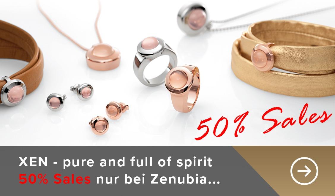 Schmuck für Ihn & Sie online bestellen bei zenubia.ch